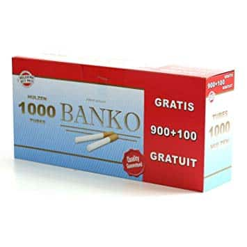 tube cigarette banko 1000
