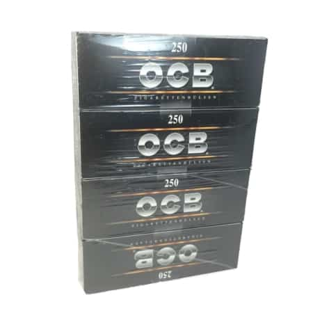 Tube cigarette ocb 1000
