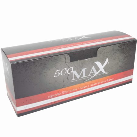 500 tube cigarette max