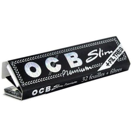 feuille ocb slim tips
