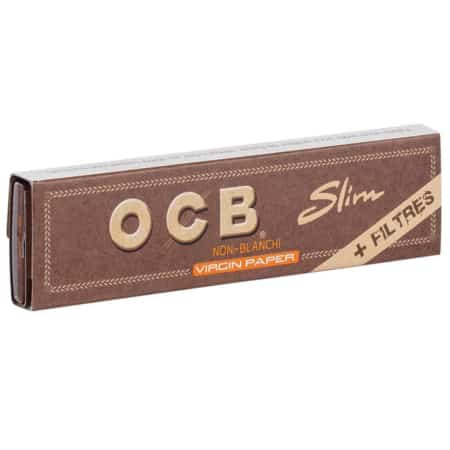 feuille ocb virgin slim tips