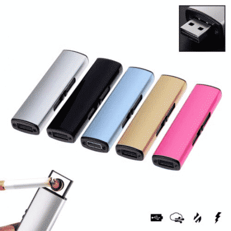 Briquet rechargeable USB