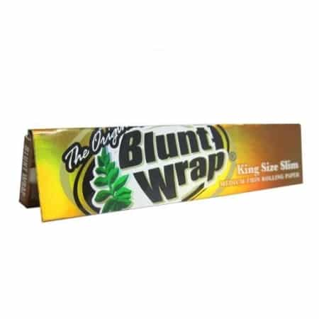 Feuille a rouler blunt wrap gold