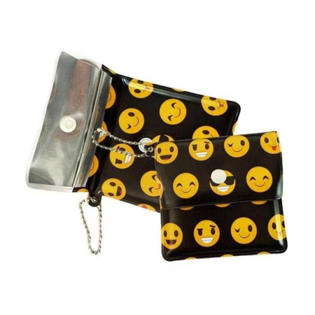 cendrier de poche smiley